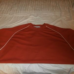 Nike Jersey Style Tee Shirt with Shadow Swoosh F32